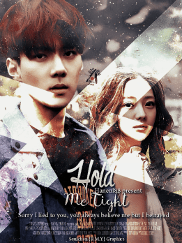 Hold me tight for haneul88 - poster by bmy