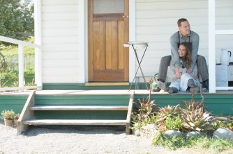 Michael Fassbender stars as Tom Sherbourne and Alicia Vikander as his wife Isabel in DreamWorks Pictures' poignant drama THE LIGHT BETWEEN OCEANS, written and directed by Derek Cianfrance based on the acclaimed novel by M.L. Stedman.