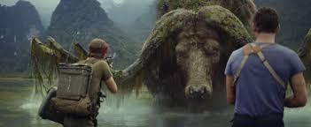 Giant Water Buffalo