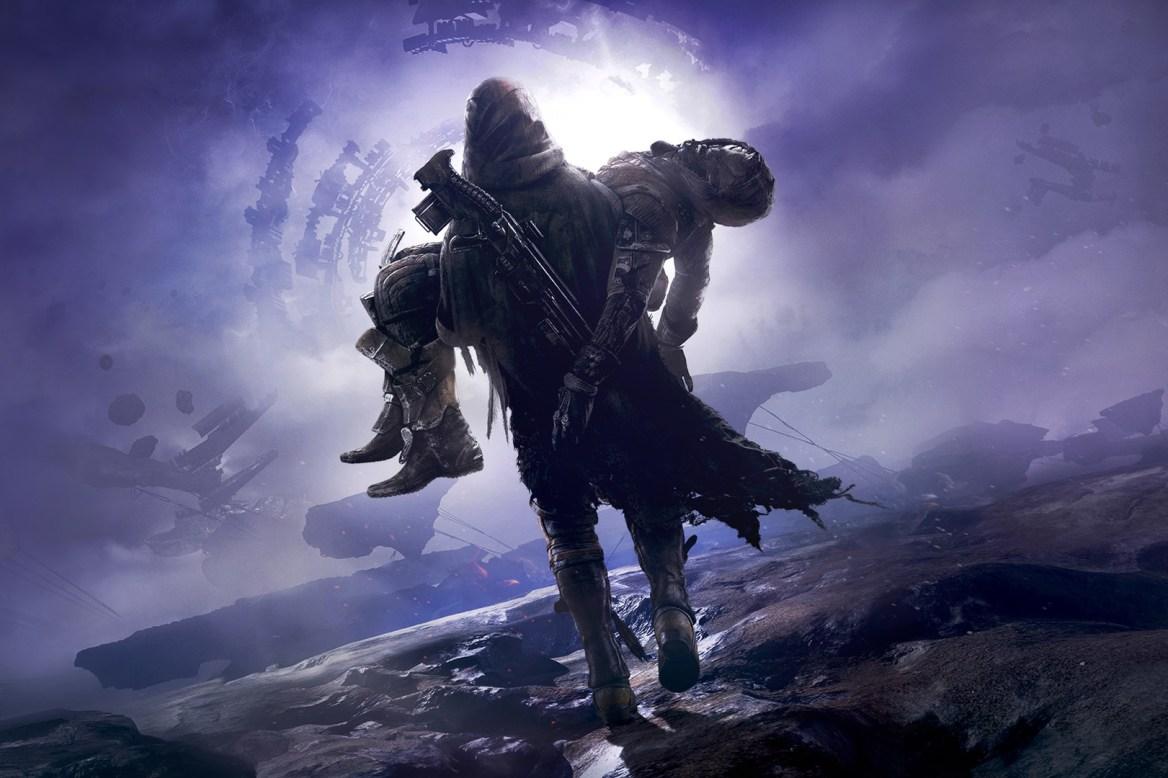 Destiny 2: Forsaken. Key Art