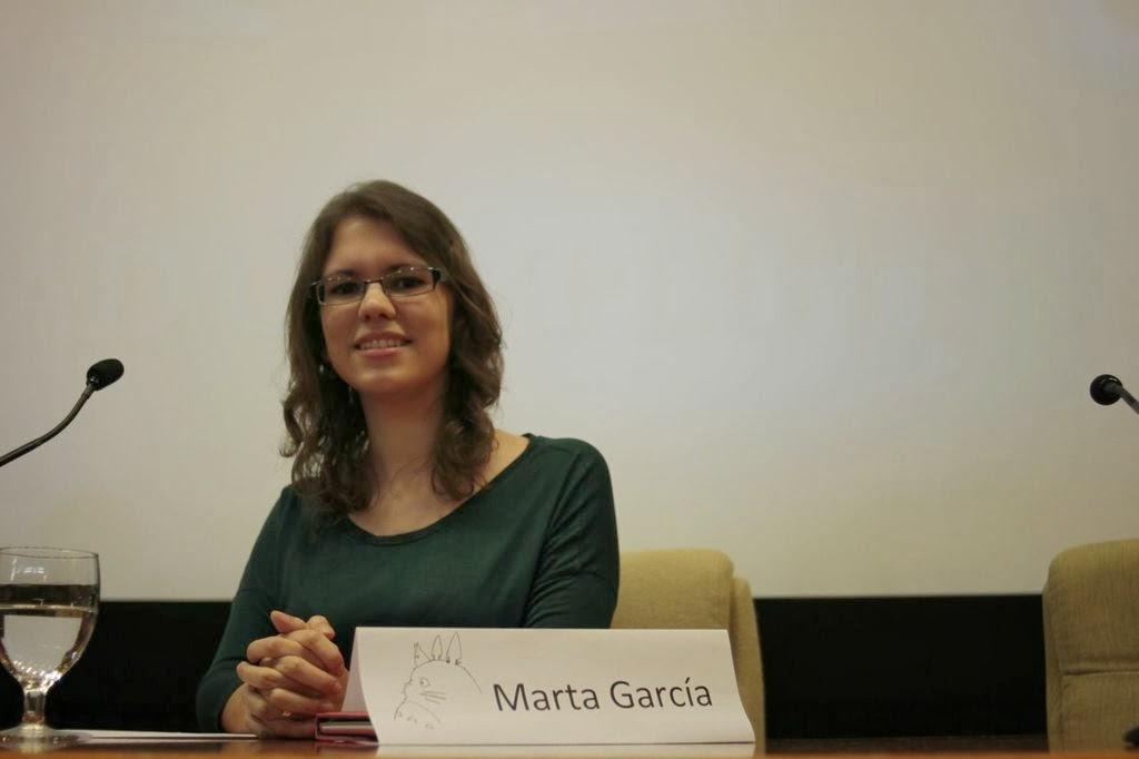 Marta García Villar