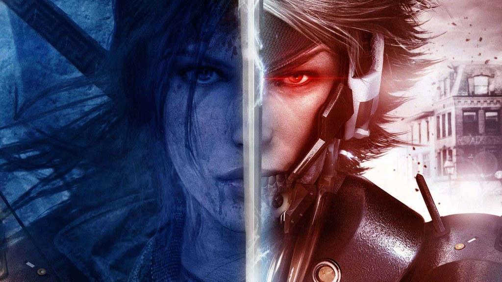 Metal Gear Rising - Tomb Raider