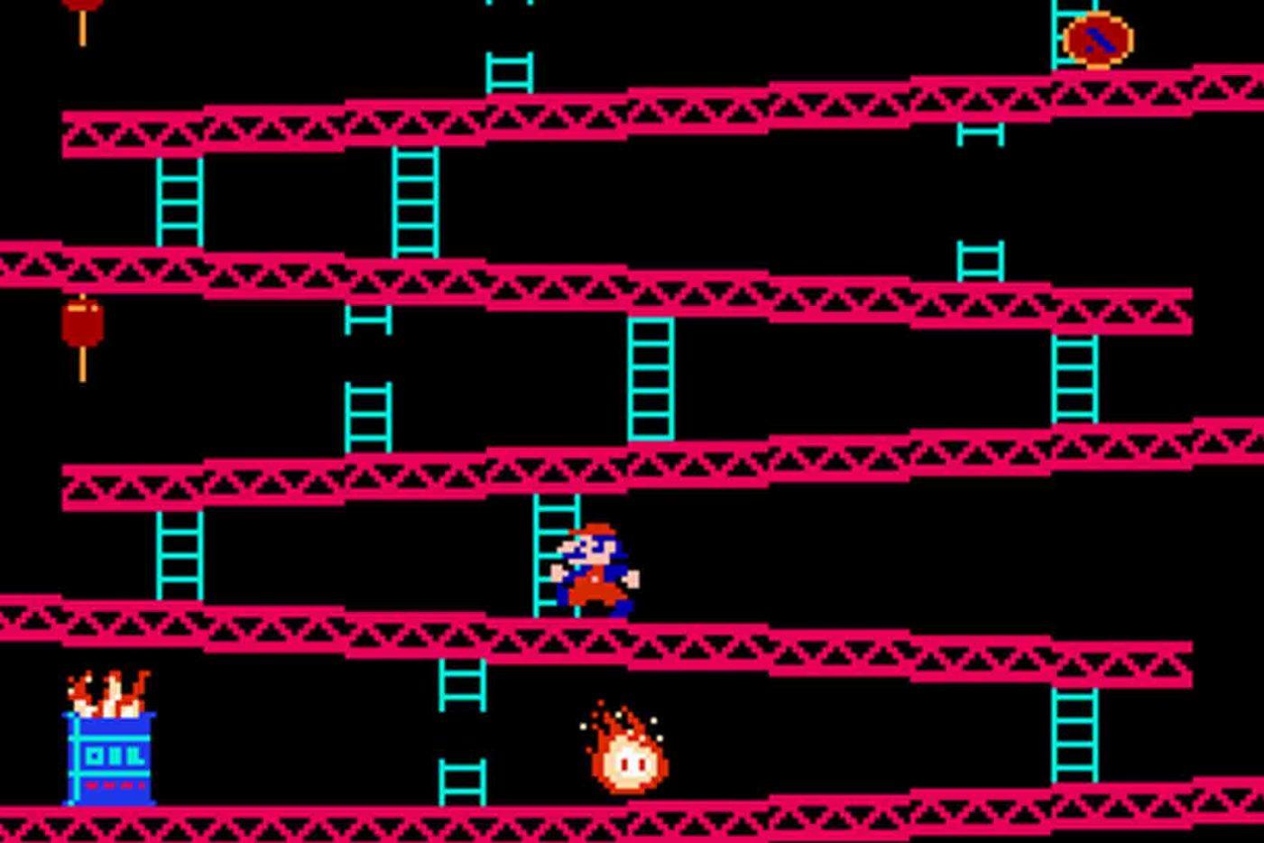 Donkey Kong Postgame