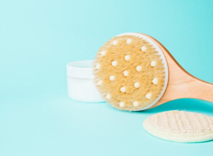 Dry brush your skin before going to shower. Best anti-cellulite tips to get soft, smooth and beautiful buttocks.