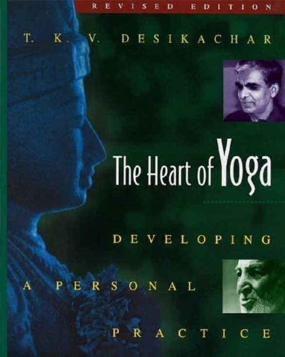 Best yoga book to read for inner guidance. The Heart of Yoga: Developing a Personal Practice is clear description of how your heart, qualities of mind, affects you at physical, mental, and spiritual level. A must read book for students and teachers alike.