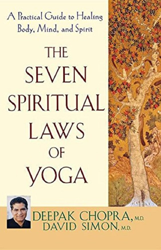 If you are new to yoga, you must read these 10 yoga books by great Indian yogis to inspire your yoga journey. The Seven Spiritual Laws of Yoga is a practical guide to healing body, mind, and spirit.