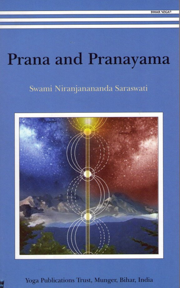 Prana And Pranayama by Swami Niranjanananda Saraswati – The science of prana, the expansion and control of the life force. Must read yoga book for beginner yogis that will inspire their journey.