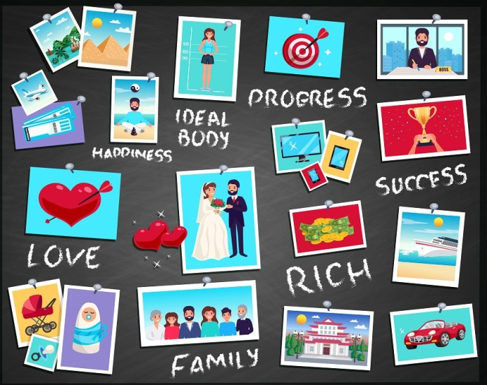Feeling bore at home? Design a vision board of your dreams. Also, try these super innovative things in your ME-TIME.