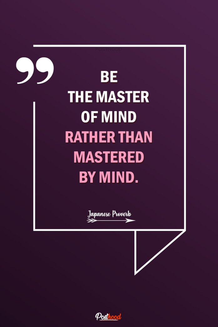 Master your mind with these powerful meditation quotes and sayings to train yourself more.