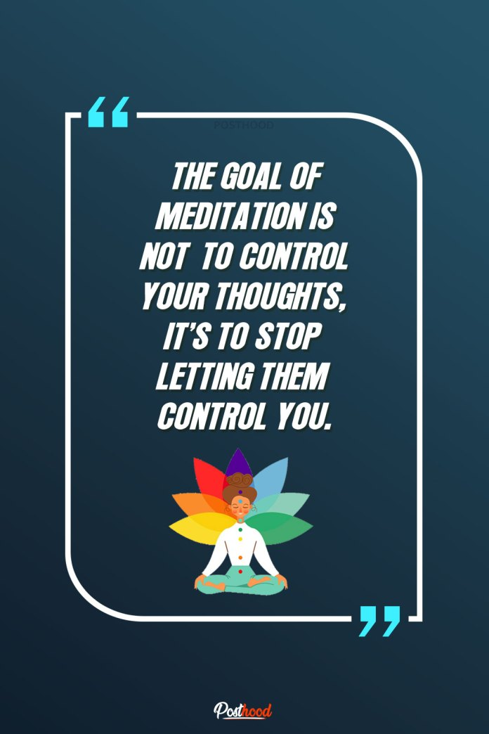 Powerful meditation quotes for stress and anxiety relief. Make them your wallpaper and read to empower your mind.