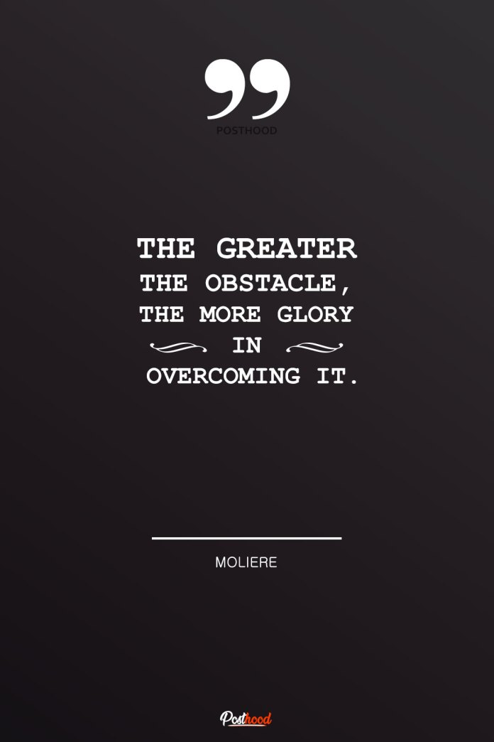 Find strength in hard times with these 30 highly inspirational quotes to help you overcome obstacles.