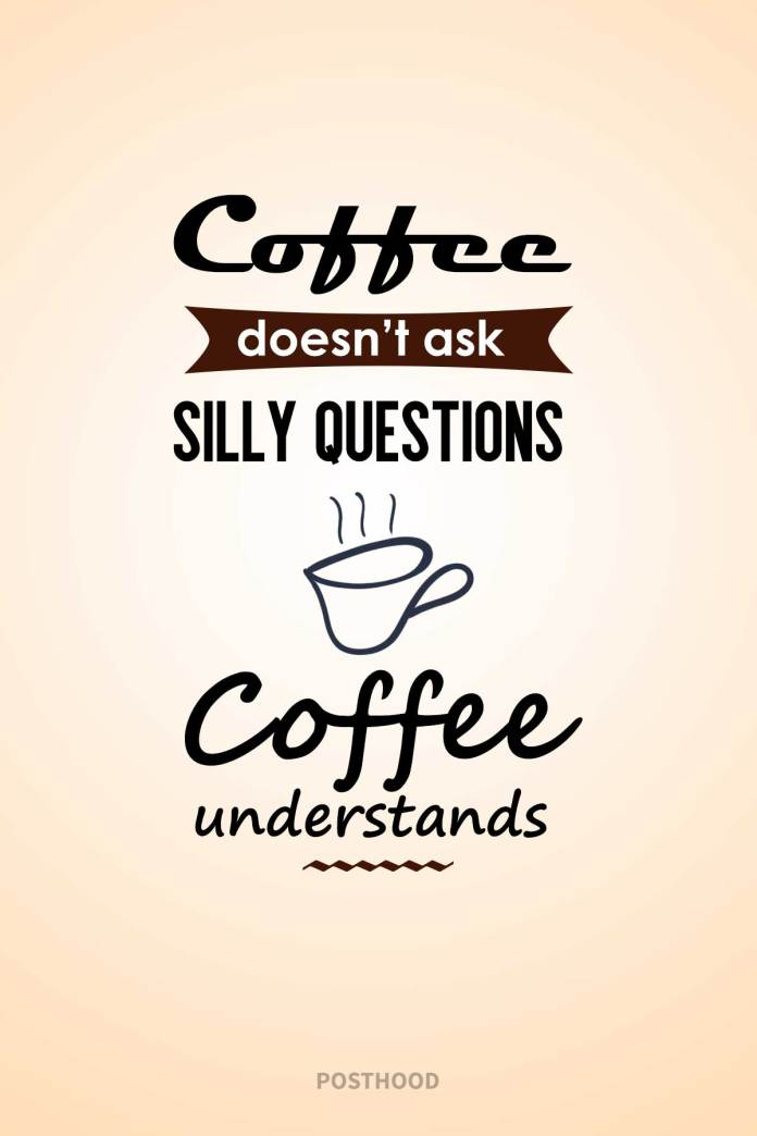 A great collection of funniest, craziest, and hilarious humor coffee quotes to create lots of laughter for your social media post and status.
