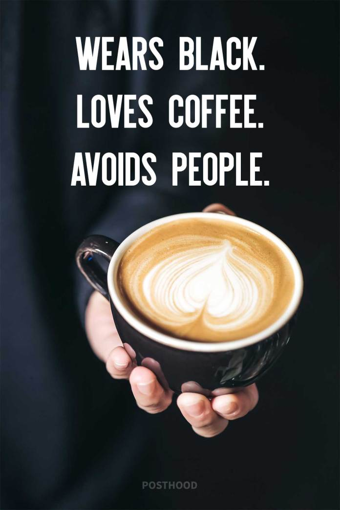 Get a coffee attitude with these best fun and humorous coffee quotes. A great collection of quotes about coffee to energize your day.