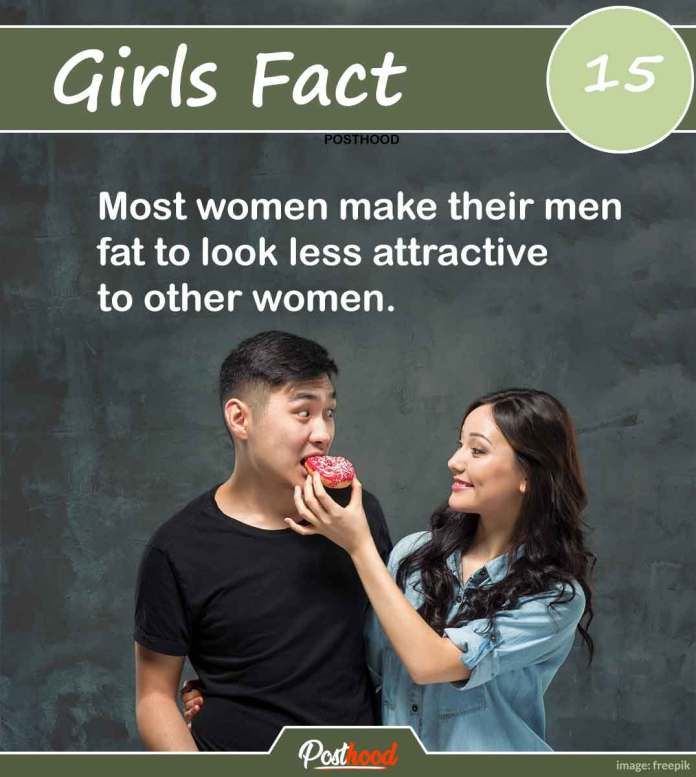 Know a woman's psychology when she is dating the love of her life. Get to know about what she thinks, how she behaves and protects her man from these fun psychological girls facts.