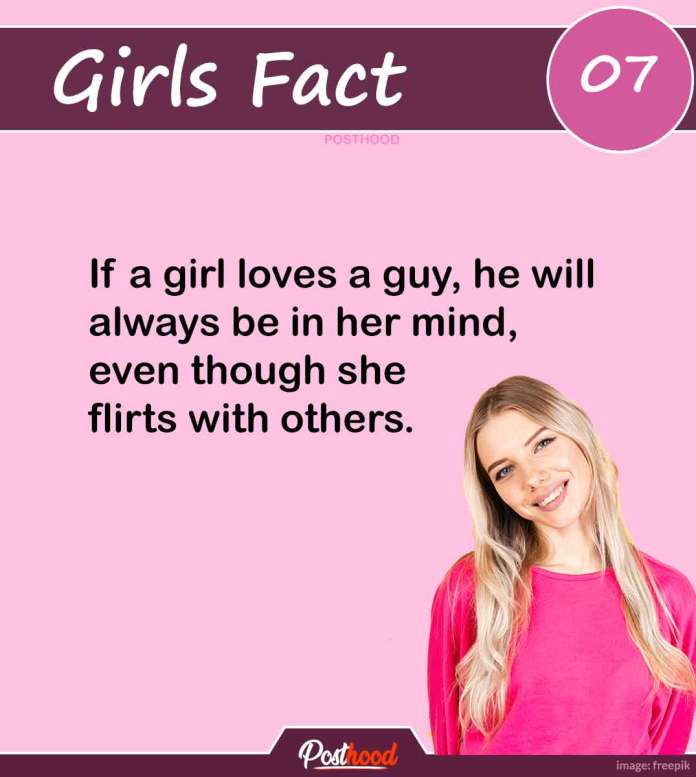 Read her mind with these interesting psychological facts about girls' love and feelings that will help you understand her a lot.