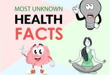 Knowing these surprising health facts can blow your mind and make you a little more health-conscious. Best way to make yourself healthy is to know them first.
