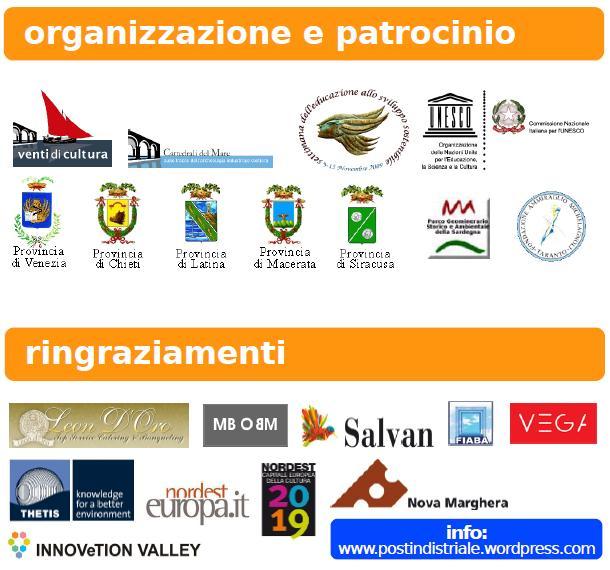 organizzazione patrocinio ringraziamenti workshop 10 novembre 200 UNESCO