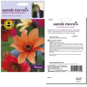 Sarah Raven's Dahlia 'Bishops Children' Seeds by Johnsons