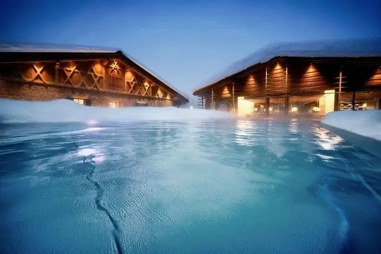 Beauty And Spa Hotel Post Lech