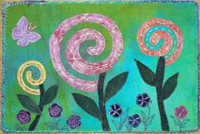 Sue Andrus, Spring 2