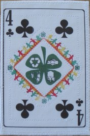 Maureen Egan, 4 of Clubs