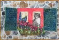 Sarah Ann Smith, 3-D postcard