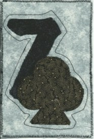Gill Clark, 7 of clubs