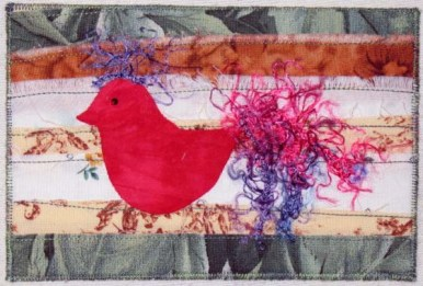 Suzanne Kistler, Little Red Bird