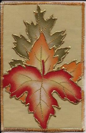 Sheila Lacasse, Autumn Leaves