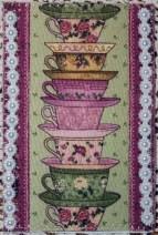 Nancy Moore, Tea Cups