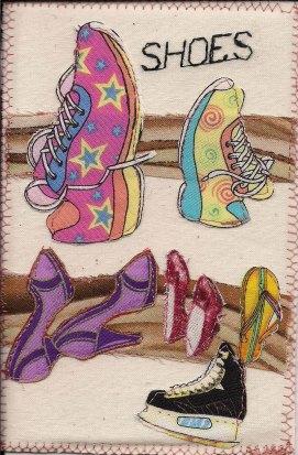 Sheila Lacasse, R24, Shoes1