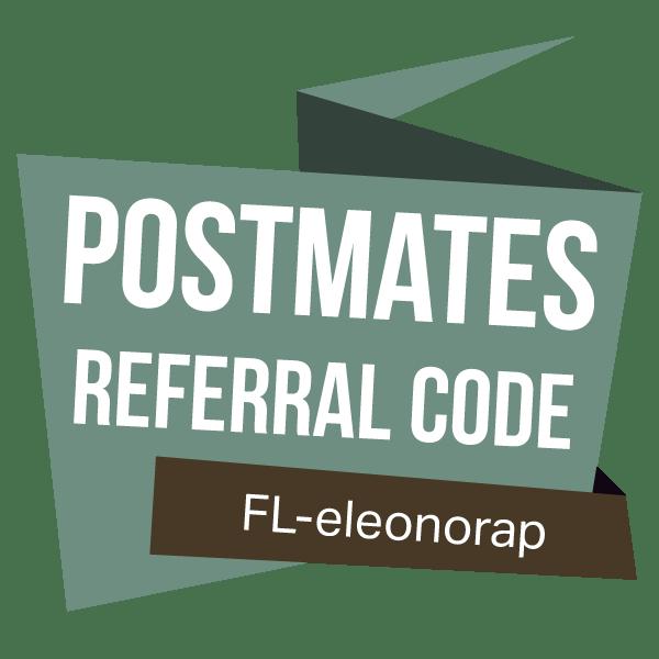Postmates Fleet Referral Code - Ideas de diseño para el