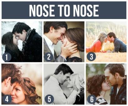 Pin- Nose to Nose