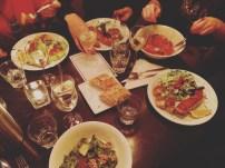 Dinner at Terrazza