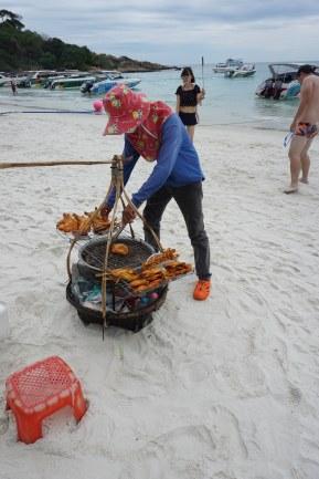 BBQ Chicken , 100 baht