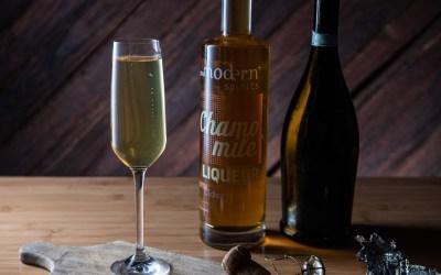 Champagne & Chamomile Liqueur