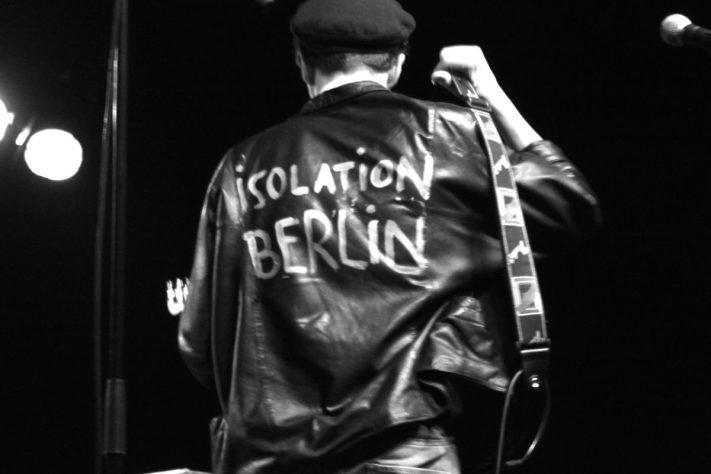 Isolation Berlin im Columbia Theater