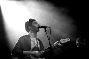 Tobias Bamborschke live mit Isolation Berlin