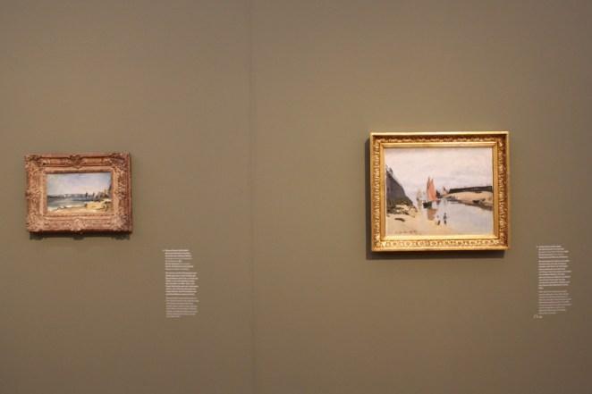 Manet und Monet im Museum Barberini