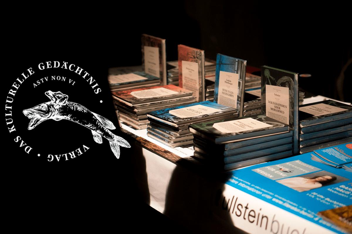 Verlag Das Kulturelle Gedächtnis