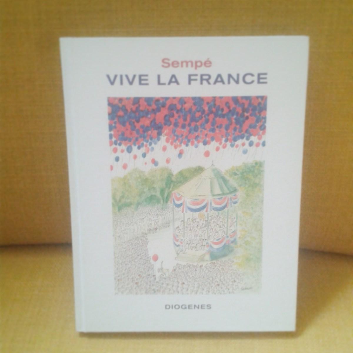 """""""Vive la France"""" – Sempés Studie einer vielgestaltigen Nation"""