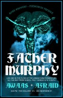 Father Murphy with Awaas and Afraid by Jakob Battick