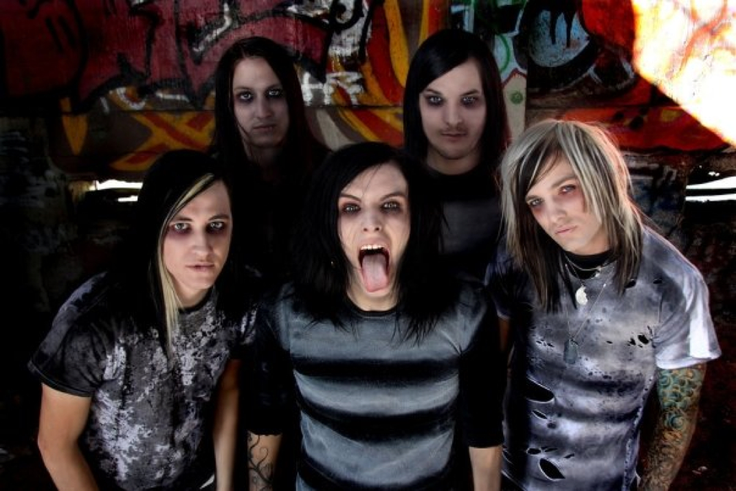 get scared the band