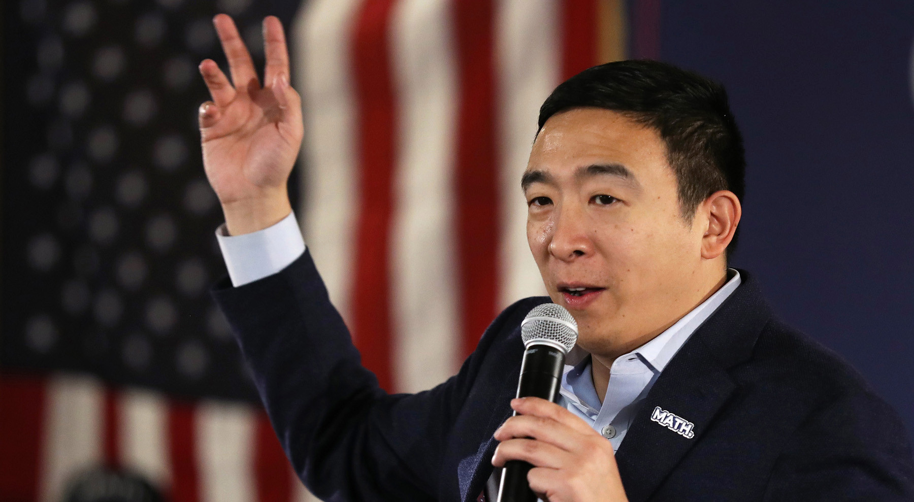 Andrew Yang is a Politician for the Future