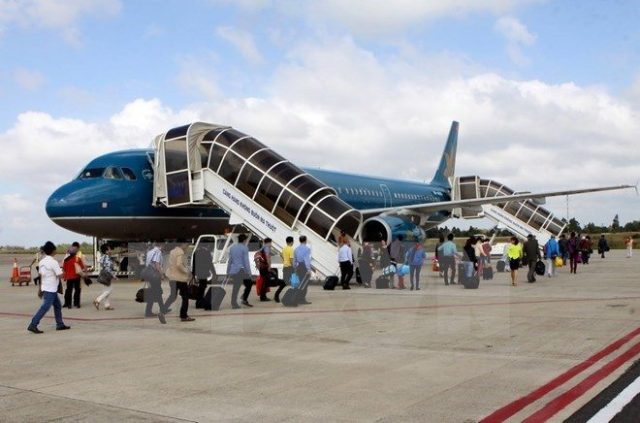 Vietnam's national flag carrier Vietnam Airlines01