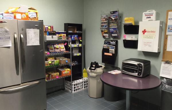 Coworkers Fail To Appreciate Genius Of Break Room Reorganization