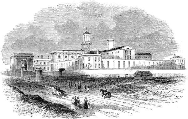 Pentonville-Prison-history