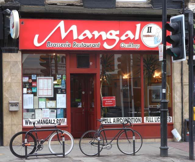 Dalston-Mangal