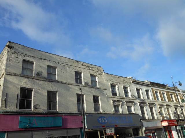Stoke Newington-working class dwellings