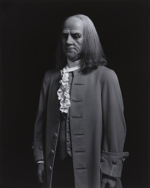 16. HIROSHI SUGIMOTO. Benjamin Franklin, 1999